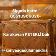 Karakovan Balı Sivas