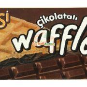 Çikolata Dolgulu Waffle