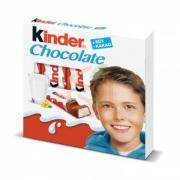 Kinder Chocolate T4 - 20li Paket