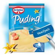 Dr.oetker Puding Vanilya 125gr - 24`lüpaket