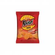 Ülker Krispi Tırtıklı Kraker Acılı 48gr (kırmızı) - 20li Koli