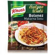 Knorr Makarna Sosu Spagetti Bolonez  - 12li Paket
