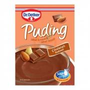 Dr.oetker Puding Çikolatalı Bademli 104gr - 24lü Koli