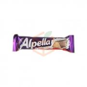 Ülker Alpella 3 Gen Çikolatalı Gofret 28gr (ü:00900-08)-24`lü Paket