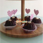 Kişiye Özel Tasarım Cookies Ve Cupcakeler