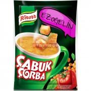 Knorr Çabuk Çorba Ezogelin - 24lü Paket