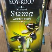 Zeytinyağı 5lt Sizma
