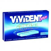 Vivident Yaprak Active 33gr Micro Kristal - 18li Paket