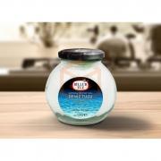 Billur Tuz (yedek) Sofrada Öğütme Deniz Tuzu 500gr(cam Kavanoz) - 6lı Koli