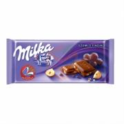 Milka Tablet Üzümlü-fındıklı 80gr-25li Paket (669673)