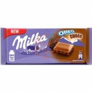 Milka Tablet Oreo Choco Çikolata 100gr -22li Paket (4075540)