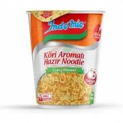 İndomie (bardak) Köri Aromalı Hazır Noodle 60gr -24lü Koli