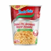 İndomie (bardak) Dana Eti Aromalı Hazır Noodle 60gr -24lü Koli