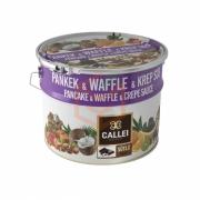Callei Ekstra Sütlü Waffle - Krep Pankek Sos 10 Kg (10 Kg)