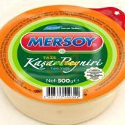 Taze Kaşar Peyniri   500 gr lık  Vakumlu Ambalaj