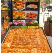 İmalattan Günlük Adana Böreği