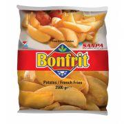 Sanpa Bonfrit Elma Dilim Patates 2,5 Kg (min. 2.5 Kg)