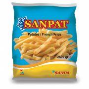 Sanpa 9*9 Sanpat Parmak Patates 2,5 Kg (min. 27.5 Kg)