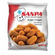 Sanpa Patates Kroket 2,5 Kg (min. 2.5 Kg)