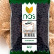 Siyah Nohut  0.5 Kg