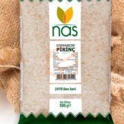 Osmancık Pirinç  0.5 Kg