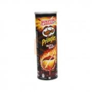 Pringles Hot Spicy 165 Gr (siyah) 19' lu Koli