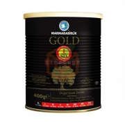 Marmarabirlik Gold Siyah Zeytin 400 Gr (teneke)  6' lı Koli
