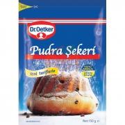 Dr.oetker (kilitli Ambalaj) Pudra Şekeri  150 Gr 12' li Koli