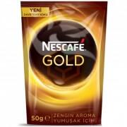 Nescafe Gold 50 Gr (poşet)  12' li Koli
