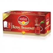 Doğuş Royal Breakfast 25' li Bardak Poşet - 12' li Koli