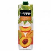 Cappy Şeftali 1 Lt  12' li Koli