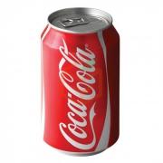 Coca Cola Kutu 330 ml  24' lü Koli