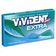 Vivident Yaprak Xylit Extra 26 Gr 18' li Paket