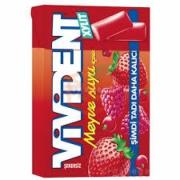 Vivident Meyve Suyu Aromalı- 20' li Paket