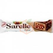 Sarelle Gold Fındıklı Gofret 33 Gr 20' li Paket