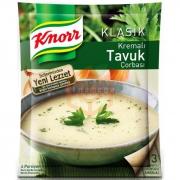 Knorr Çorba Kremalı Tavuk Çorba 12' li Paket