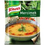 Knorr Çorba Mercimek Çorba 12' li Paket