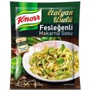 Knorr Makarna Sosu Fesleğenli 12' li Paket