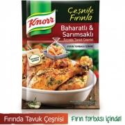 Knorr Tavuk Çeşnisi Baharatlı Sarımsaklı 12' li Paket