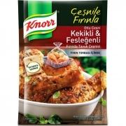 Knorr Tavuk Çeşnisi Kekikli Fesleğenli  12' li Paket