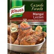 Knorr Tavuk Çeşnisi Mangal Lezzeti  12' li Paket
