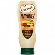 Calve Mayonez 540 Gr 12' li