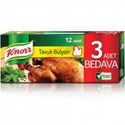 Knorr Tavuk Bulyon 12' li 120 Gr 48' li Koli