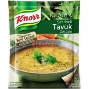 Knorr Çorba Şehriyeli Tavuk Çorba  12' li Paket