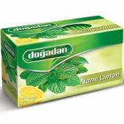 Doğadan Nane Limon 20' li Paket 12 ' li Koli