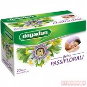 Doğadan Relax Passiflorali 20' li Paket 12' li Koli