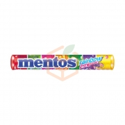 Mentos Şeker Karışık rainbow  20' li Paket