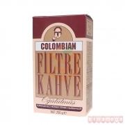 Mehmet Efendi Colombian Filter Cofffee 250 Gr 12' li Koli