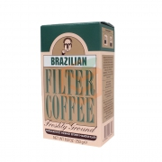 Mehmet Efendi Brazilian Filter Coffee 250 Gr 12' li Koli