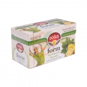 Doğuş Bitki Çayı Form Maydanoz Limon 20' li - 12' li Koli